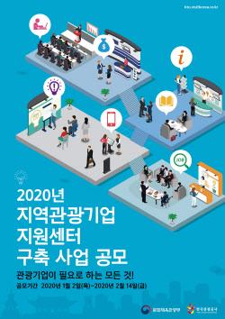 경남, 대전·창원, 인천, 지역 관광기업지원센터 구축 사업 대상지로 선정