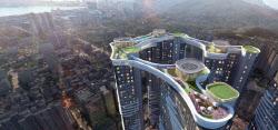 현대건설, 부산 범천1-1구역 '힐스테이트 아이코닉' 제안