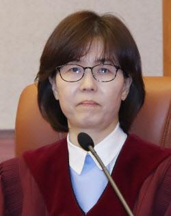 이미선 헌법재판관, 49억으로 `헌재 1위`