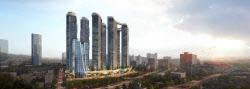 현대건설, 4160억 규모 부산 '범천1-1구역' 수주