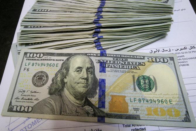 한은, 31일 한미 통화스왑 자금 120억달러 공급