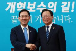 5선 길목서 만난 김부겸 vs 주호영