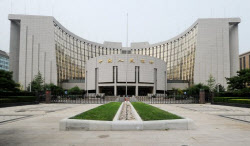 中인민은행, 역레포 금리 2.4%→2.2%…한달만에 또 인하