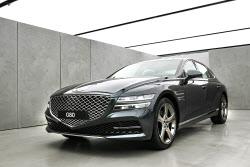 """더 우아하고 똑똑해진 G80이 돌아왔다…""""가장 한국적인 차""""(종합)"""