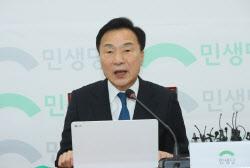"""손학규 """"비례2번 논란 송구… 노욕 아니라 개헌 야심 탓"""""""