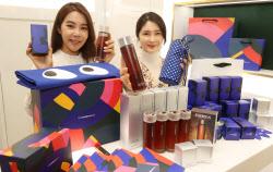 [포토]롯데쇼핑, 더콘란샵 x 아모레퍼시픽 협업 제품 선보여