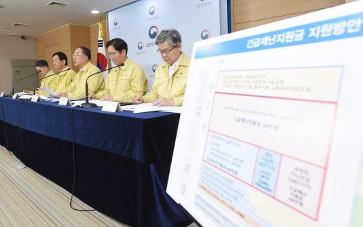 [단독]서울 긴급생활비·정부 재난지원금, 중복 수령 못한다