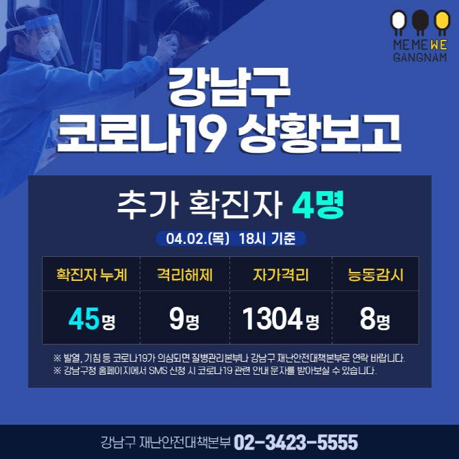 日 다녀온 남성→강남 유흥업소 여직원, 코로나19 확진
