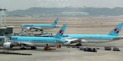 코로나19 여파에...대한항공, 직원 70% 쉰다