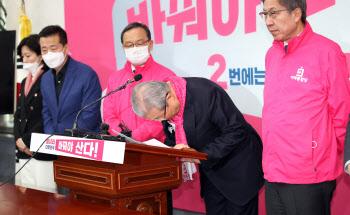 통합당, '막말 심판론' 수도권 불똥 튈까 노심초사