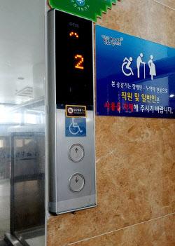 (65)엘리베이터 반투명 필름 코로나 어떻게 막을까?