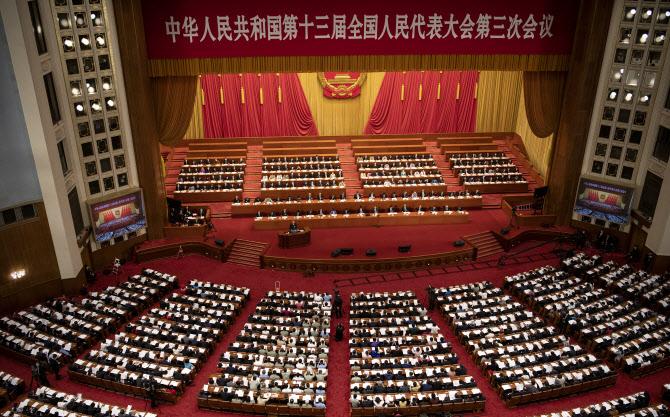 中전인대 폐막…홍콩 국가보안법 결의안 표결 통과(속보)