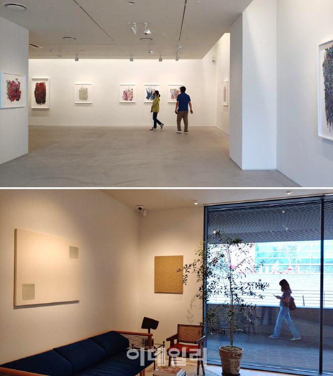 코로나에도 그림쇼핑에 꽂힌…'이상한' 동네 '뜨거운' 갤러리
