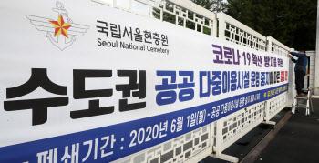 김종인 미래통합당 비상대책위원장 현충원 참배