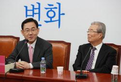 [포토]'발언하는 주호영'