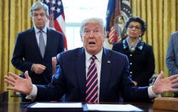 """美 WP """"트럼프, 방위비 협상 끝내야…韓은 주요동맹국"""""""