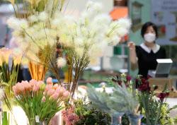 [포토]관람객 시선 사로잡는 아름다운 정원 소품들