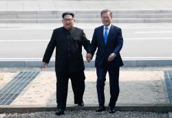 """""""갈 데까지 가보자""""는 北…文정부 남북 성과 물거품 기로에"""