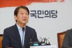 """안철수 """"이재용 분식회계 증거인멸 의혹, 먼저 반성해야"""""""
