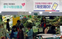 [단독]서울사랑상품권 2000억원 어치 더 찍는다…할인율 7%로