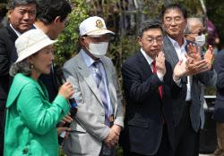 '47년 강제노역' 탈북 국군포로, 북한·김정은 상대 손배소 승소
