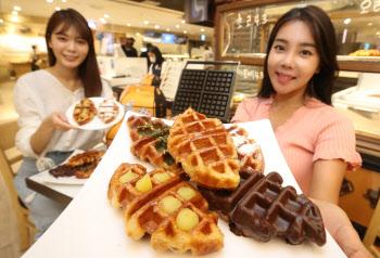 롯데백화점, '크로플하우스' 팝업 매장