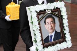 朴 시장 사건…의혹 밝혀야할 '6층 사람들'이 사라졌다