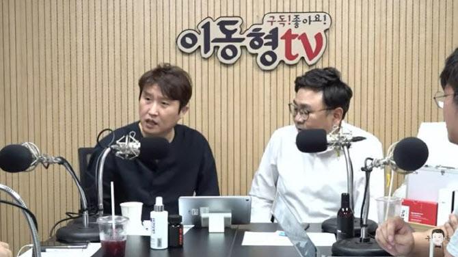 """이동형 """"朴 고소인 숨어서 뭐하나""""..진중권 """"흉기"""""""