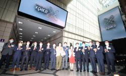 [포토]코엑스, 친환경 공간 '엑스페이스' 오픈