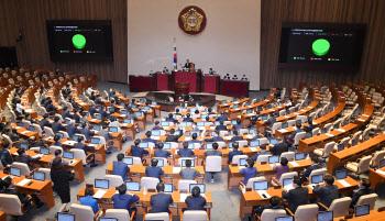 국회 본회의, 주택임대차보호법 통과