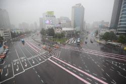 [포토]여름휴가 시작, '도심 도로는 한산'