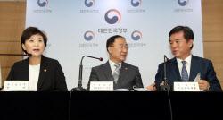 """[포토]김현미 """"2025년 전체 임차 중 공공임대에 25% 거주"""""""