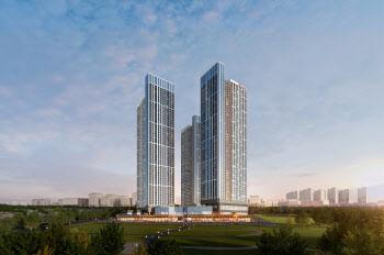 현대건설 '힐스테이트 고덕 스카이시티' 이달 분양