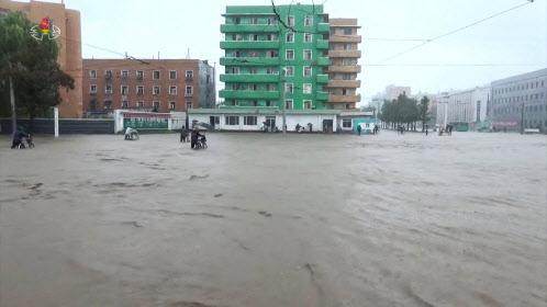 """통일부 """"北 수해상황 주시…인도적 협력 일관되게 추진"""""""