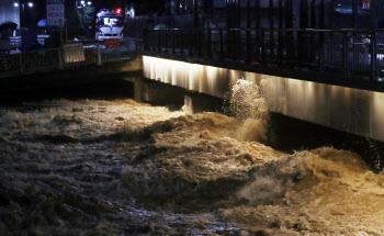 폭우에 멈춰선 與 광주·전남 당권레이스… 3시간 전 긴급 취소(종합)