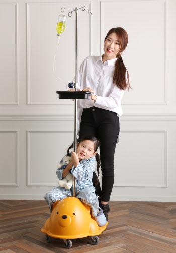 [이종일의 창업세상]⑮맘스메디, 아동용 링거대 사업영역 확장