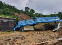 [속보] 전북 장수 산사태로 매몰된 부부 숨진 채 발견