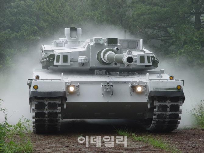 K2전차 국방규격 개정, 특정업체 '봐주기'일까