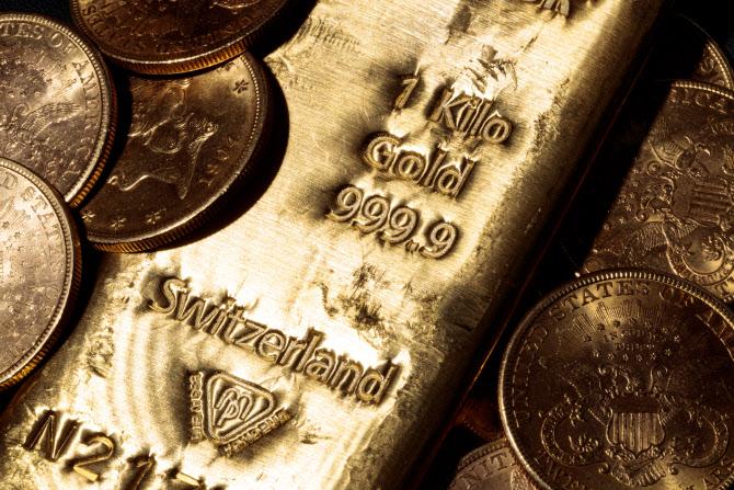 치솟던 금값 러 코로나 백신 소식에 와르르…한때 1900달러선도 무너져