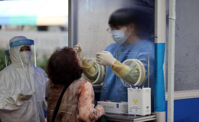 서울 하루 확진 5개월 만에 최대치…무더기 감염 사랑제일교회 폐쇄(종합)
