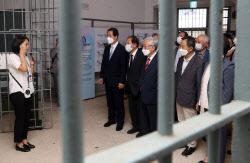 [포토] 서대문형무소 수감됐던 독립운동가