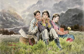정수아트센터, 16~20일 북한생활그림전 개최