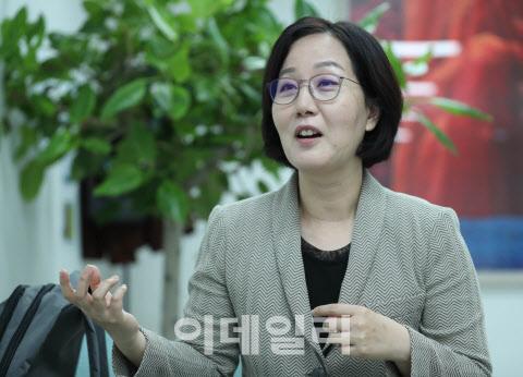 """김현아 """"'전세에서 월세로' 주거 사다리 붕괴"""""""