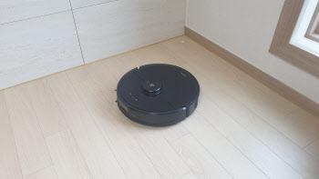 [말랑리뷰]'로보락S6 MaxV' 써보니..똑똑한 청소부터 CCTV 기능까지