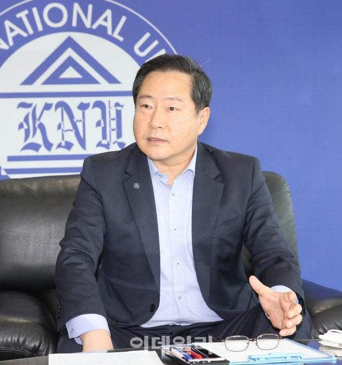 """②원성수 총장 """"공주·천안·예산캠 특성화로 거점 국립대 도약"""""""