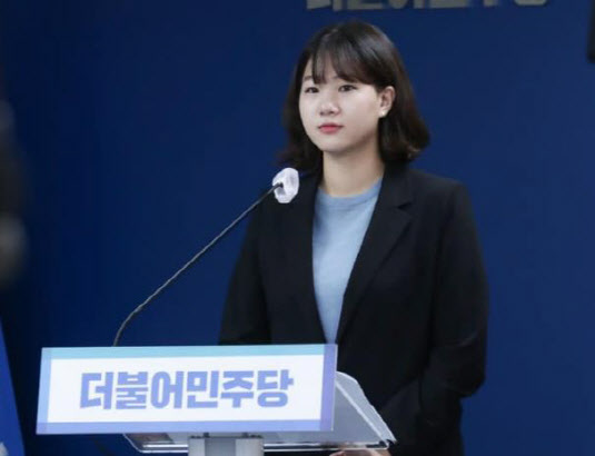 """'대학생 최고위원' 박성민 """"이낙연 대표께 할 말 하겠다"""""""