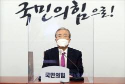 김종인, 1년여만 'SNS 정치' 재개한 이유는