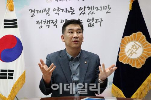 """최승재 """"정부, 방역만 몰두…소상공인은 생존 위기"""""""