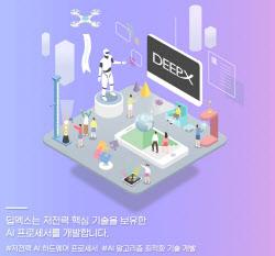 딥엑스, '4차 산업혁명 파워코리아'서 스마트 AI 혁신상 수상