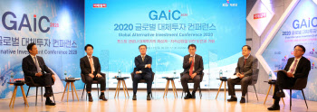 제2회 글로벌대체투자컨퍼런스(GAIC2020)